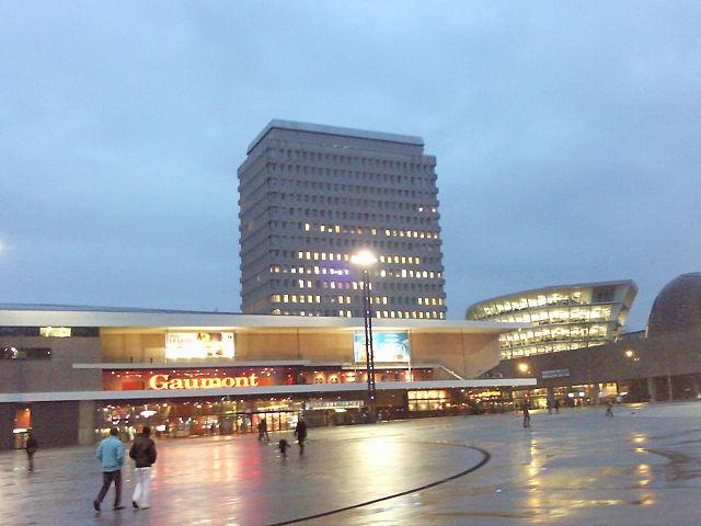 Esplanade du Général de Gaulle Rennes