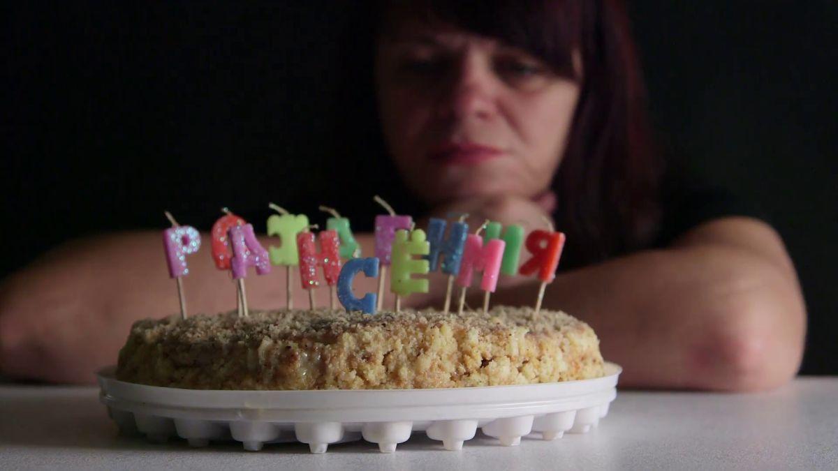 anniversaire seule